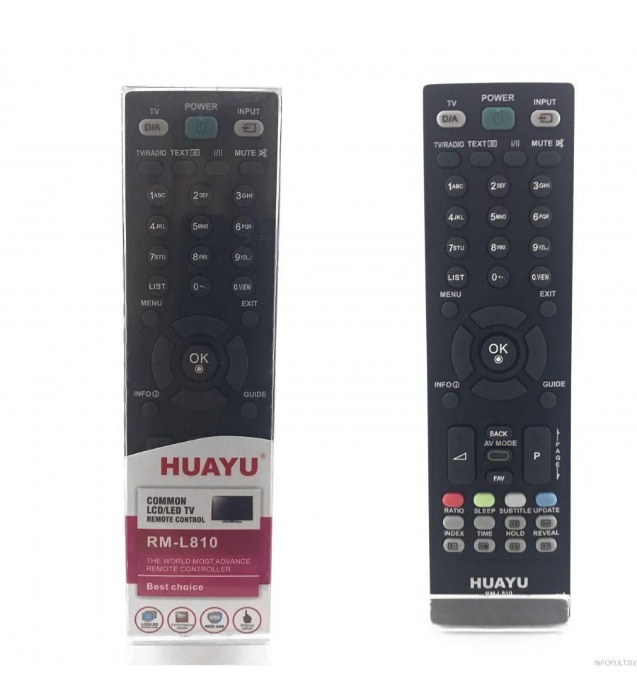 Пульт Huayu для LG RM-L810 корпус AKB33871413