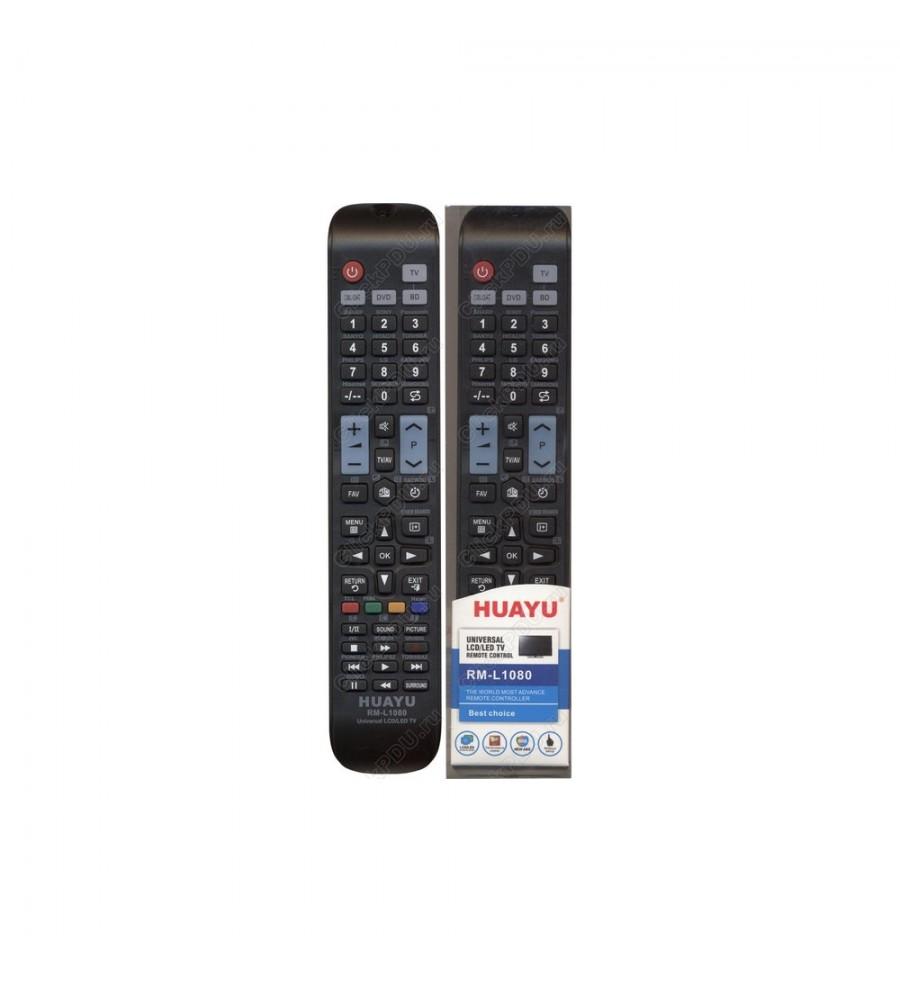 Пульт Huayu для Samsung RM-L1080 LCD TV /DVD/SAT