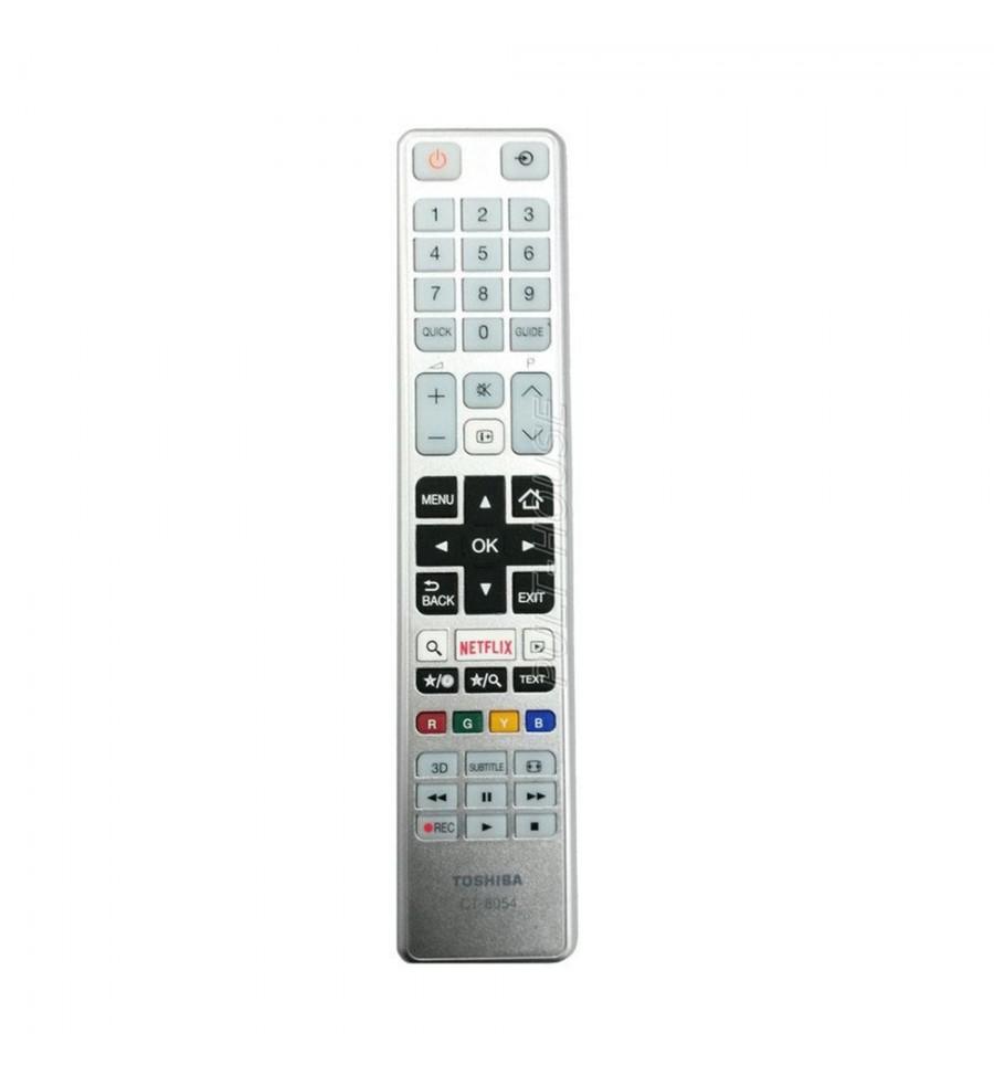 Пульт Toshiba CT-8054 ic LCD 3D TV NETFLIX