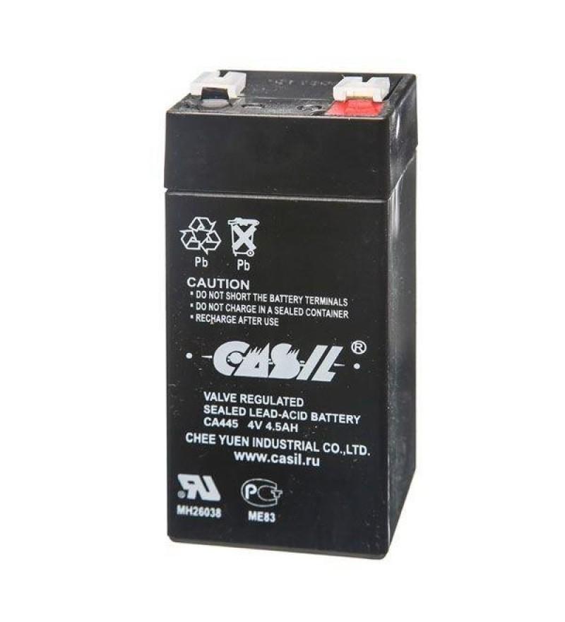 Аккумулятор CASIL 445, 4V 4.5 Ah