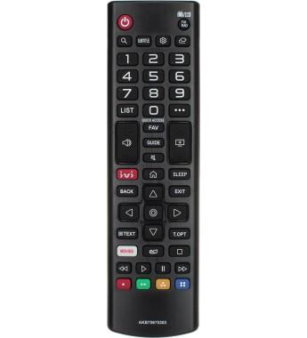 Пульт LG AKB75675303 ic LCD (ivi)