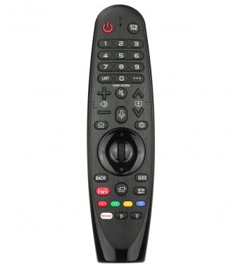 Пульт ClickPdu для LG AN-MR19BA-IR работает по ик сигналу универсальный пульт для LCD TV марки LG