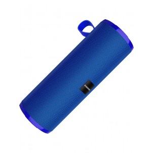 Портативная колонка Borofone BR1 bluetooth 5.0 с микрофоном синий