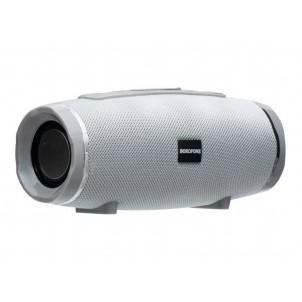 Портативная колонка Borofone BR3 bluetooth 5.0 microSD с микрофоном серый