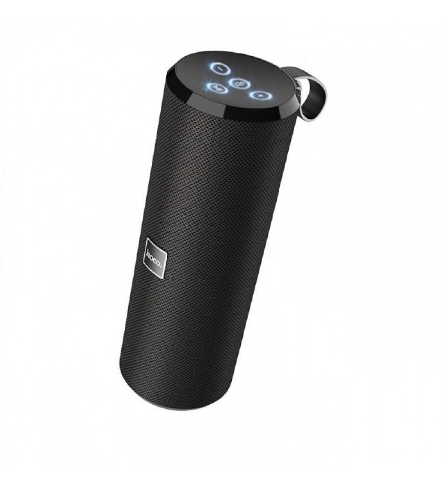 Портативная колонка HOCO BS33 bluetooth 5.0 IPX5 microSD черный