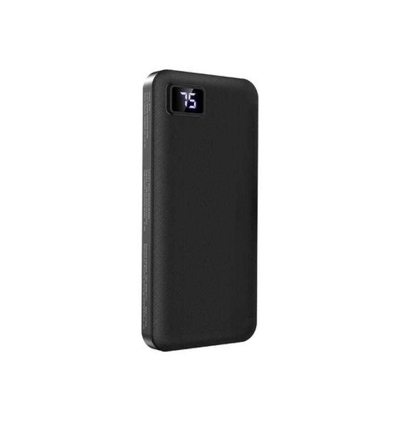 Внешний аккумулятор Borofone BT22 10000mAh 2.0A 2USB черный