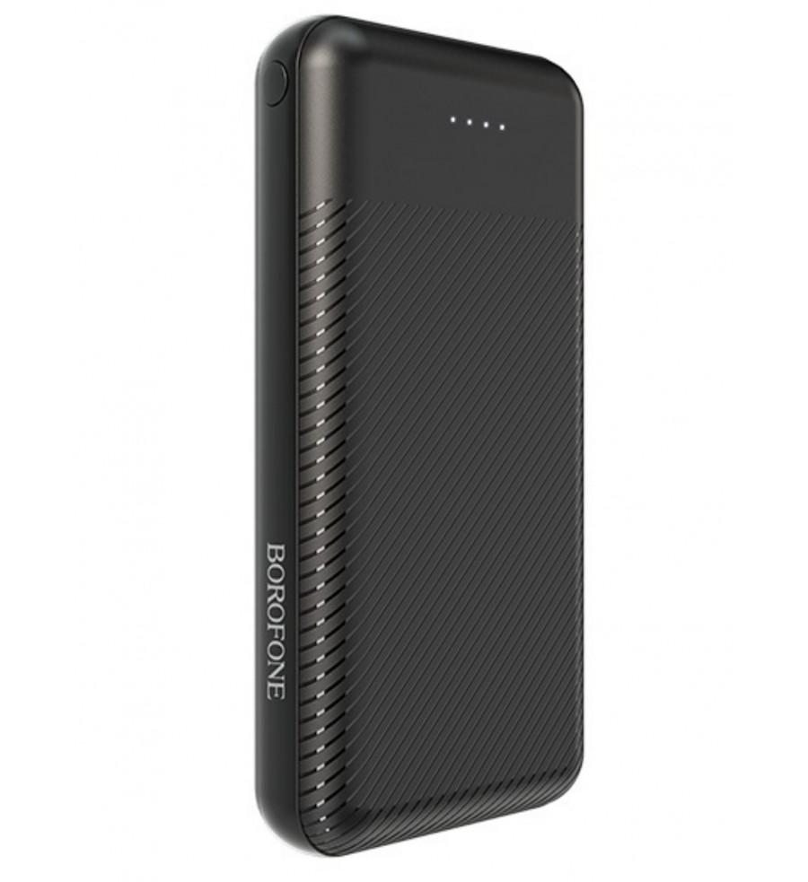 Внешний аккумулятор Borofone BT27A 20000mAh 2.0A 2USB/Type-C, черный