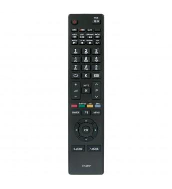 Пульт Toshiba CT-32F2* ic TELEFUNKEN TF-LED50S10T2