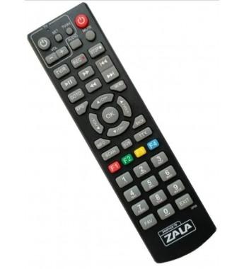 Пульт ZALA IP TV DF00 эфирная original (HD) (CAB)/SQ//RCM/195 x50 x20