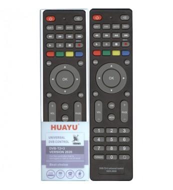 Пульт Huayu для приставок DVB-T2+3