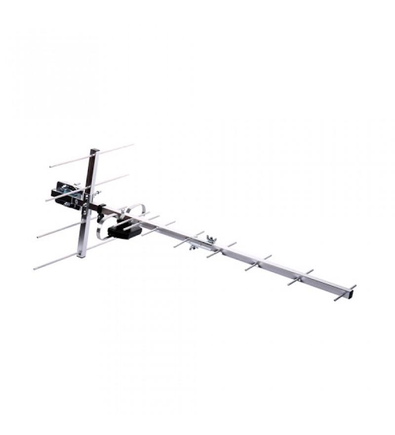 Цифровая направленная антенна GoldMaster GM-151 (DVBT-T2) с усилителем 5v-12v