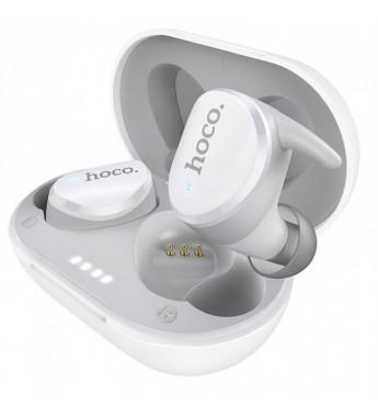 Наушники внутриканальные HOCO ES41 bluetooth 5.0 с микрофоном, белые