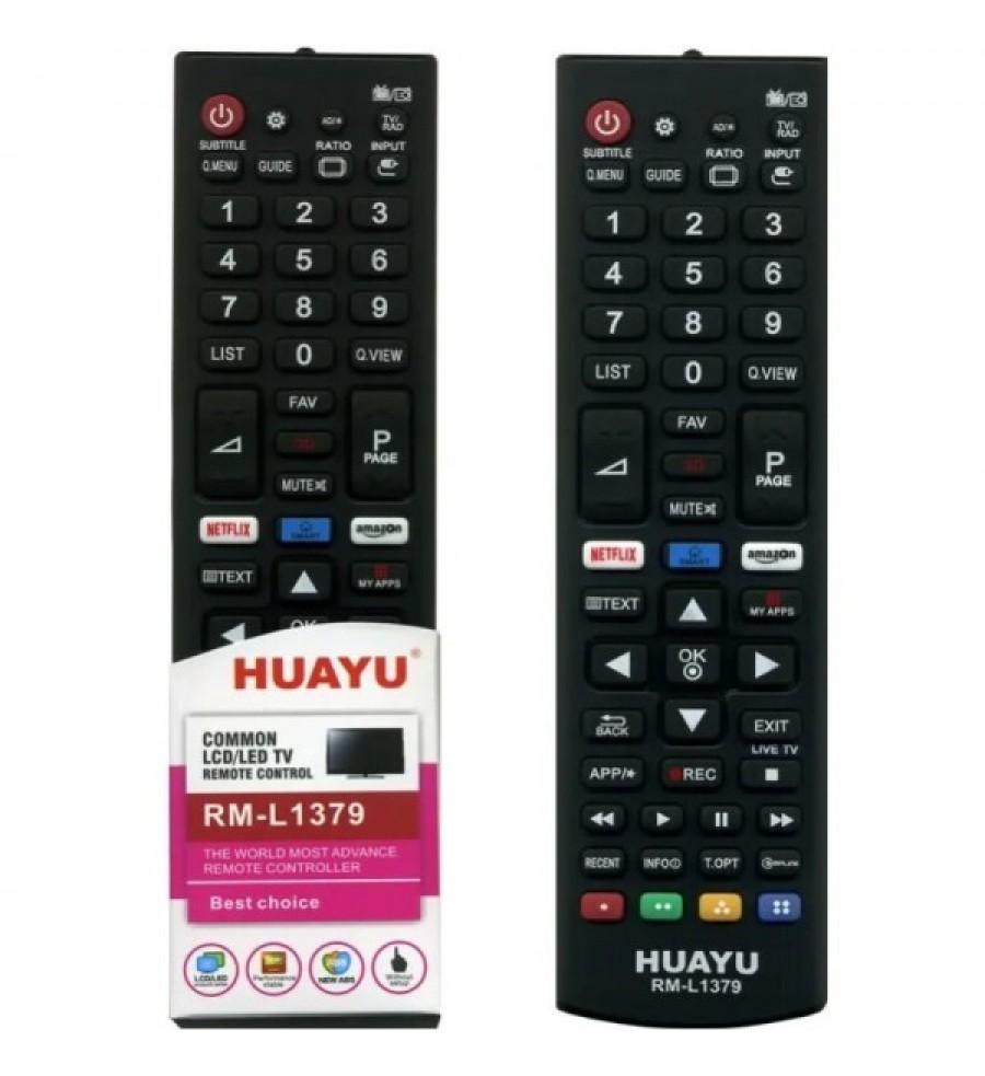Пульт Huayu для LG TV RM-L1379 VER.2 корпус как AKB75095312