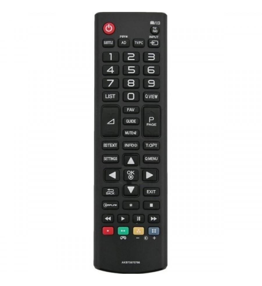 Пульт LG AKB73975786 ic как оригинал (маленький с функцией PIP ) SMART LED TV