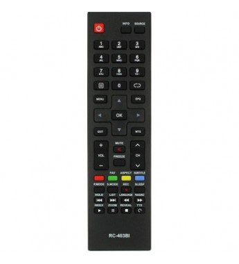 Пульт Daewoo RC-403BI ic LCD TV
