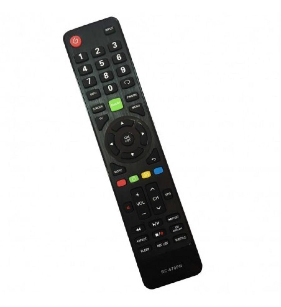 Daewoo RC-670PT (RC-670PN) ic LCD TV