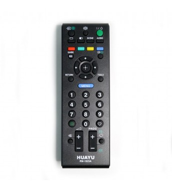 Пульт Huayu для Sony RM-1025A корпус RM-ED017 для BRAVIA LCD TV универсальный пульт