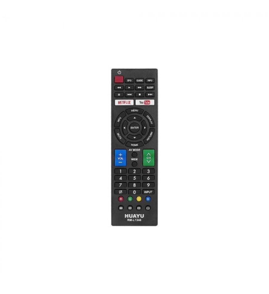Пульт Huayu для Sharp LCD TV RM-L1346 NETFLIX и YOUTUBE