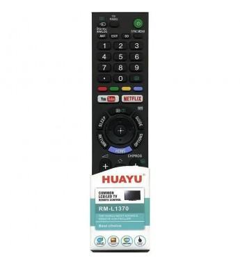 Пульт Huayu для Sony RM-L1370 корпус как RMT-TX102D NETFLIX / You Tube универсальный