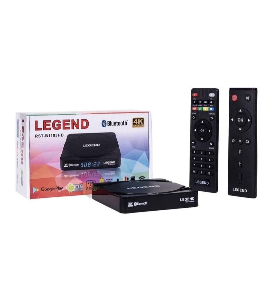 IPTV Приставка LEGEND RST-B1103 HD, 2GB/16GB, 4K