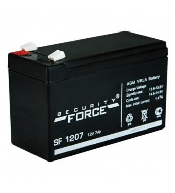 Аккумуляторная батарея SF1207 Security Force