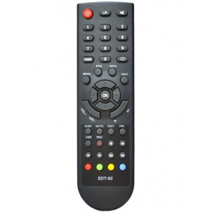 Пульт Supra SDT-92 ic DVB-T2