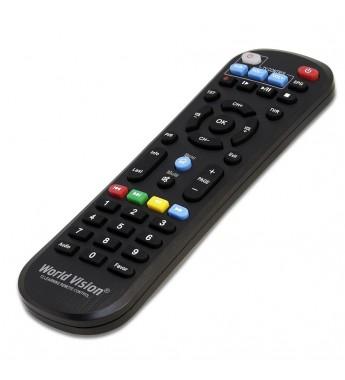 Пульт World Vision T62A learning tv control ic dvt-t2