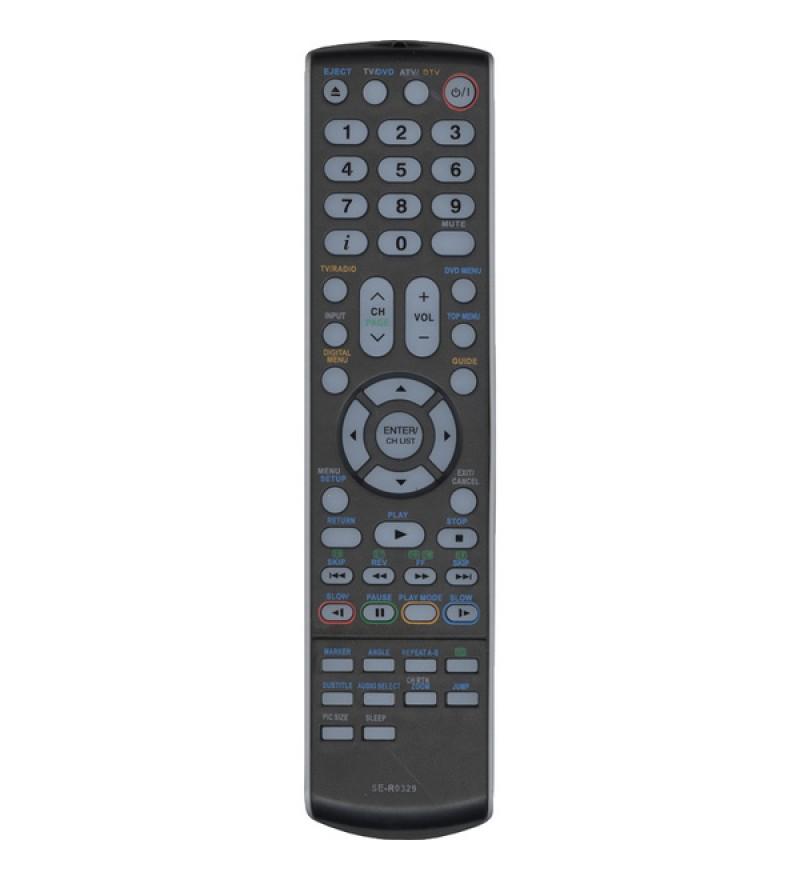 Пульт Toshiba SE-R0329 LCDTV+DVD