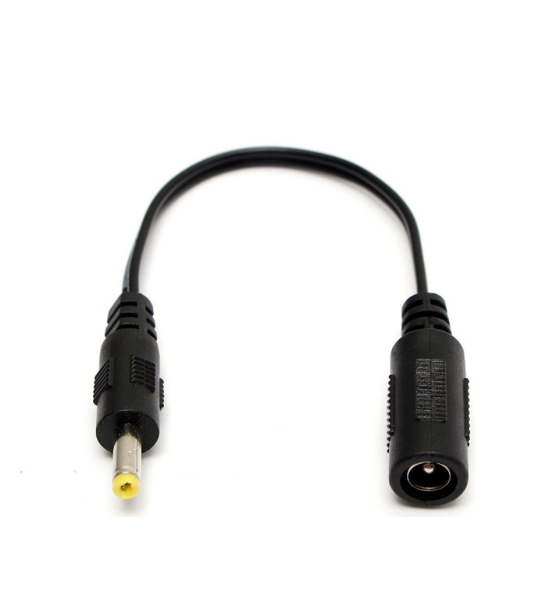 Переходник WP5525-4017-50 5.5 x 2.5mm, DC Female to 4.0 x1.7mm, DC Connector Cable L 14cm