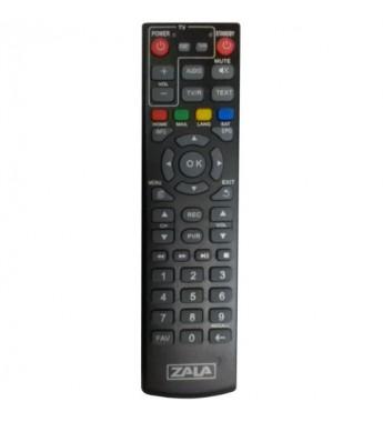 Пульт ZALA IP TV эфирный original (CAB)/SQ//RCM/195 x50 x20