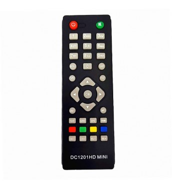 Пульт D-Color DC1201HD mini DVB-T2 SkyTech 97g ic DVB-T2