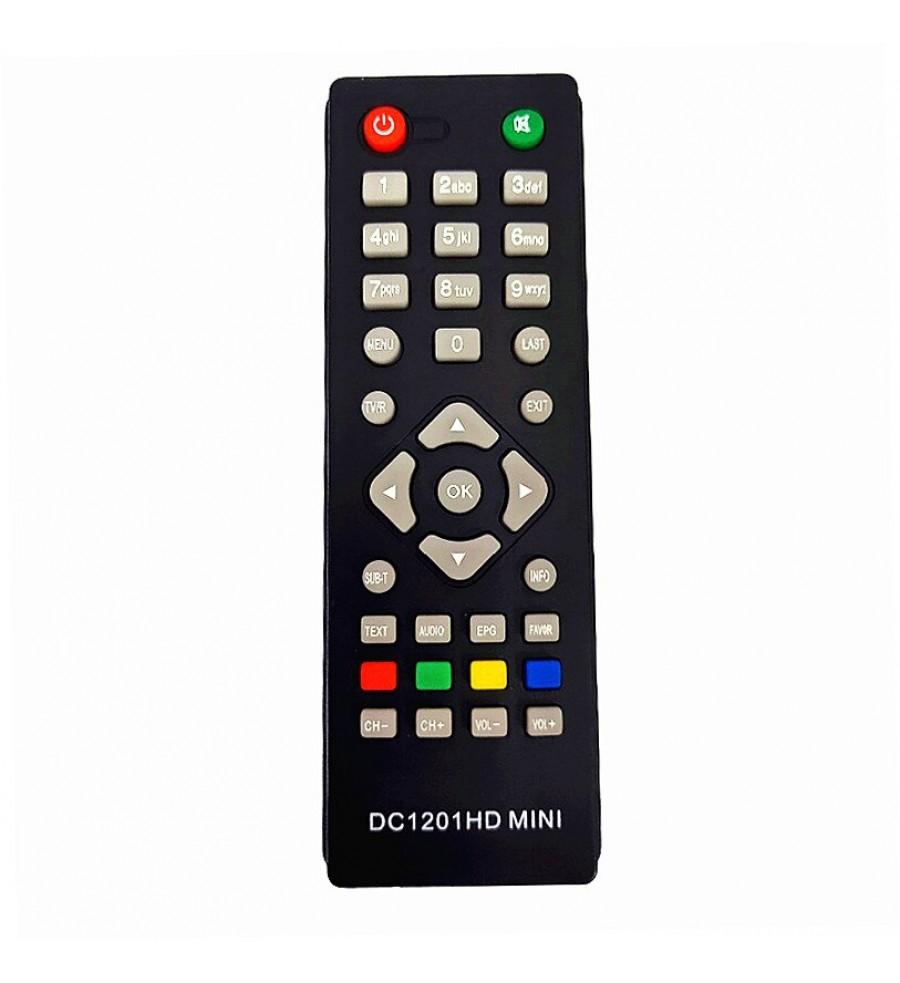 Пульт D-Color DC1201HD mini DVB-T2 SkyTech 97g ic DVB-T2