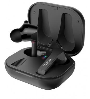 Наушники внутриканальные HOCO ES34 bluetooth 5.0 с микрофоном черный